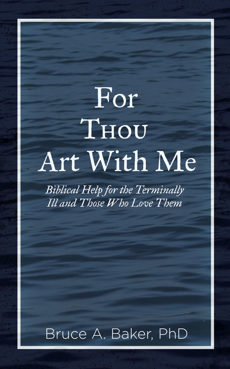 For Thou Art With Me Cover